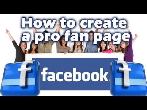 Brand New You: Designing A Professional Facebook Fan Page