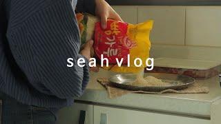 [vlog] 집밥 브이…