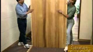 Pre-built Home Sauna Kit - Saunas And Stuff