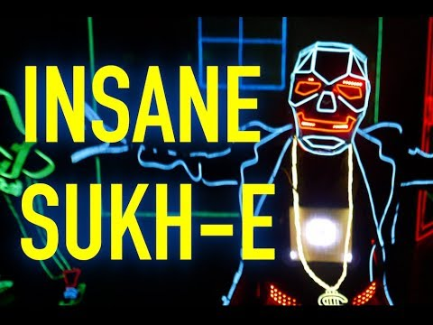 INSANE | SUKHE  | Light Dance Performance...