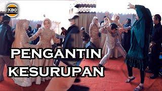 Download lagu PENGANTIN JOGED KESURUPAN  BANGBUNG HIDEUNG