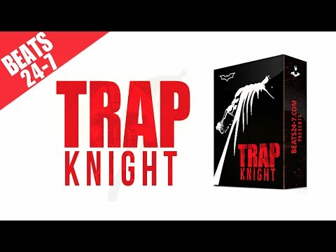 Trap Beat Construction Kits (MIDI + Loops) - Trap Knight