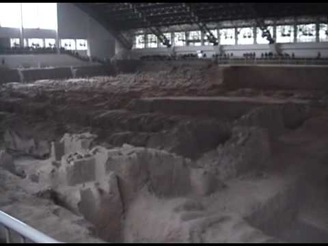 Tour of Terra Cotta Warriors of Xian