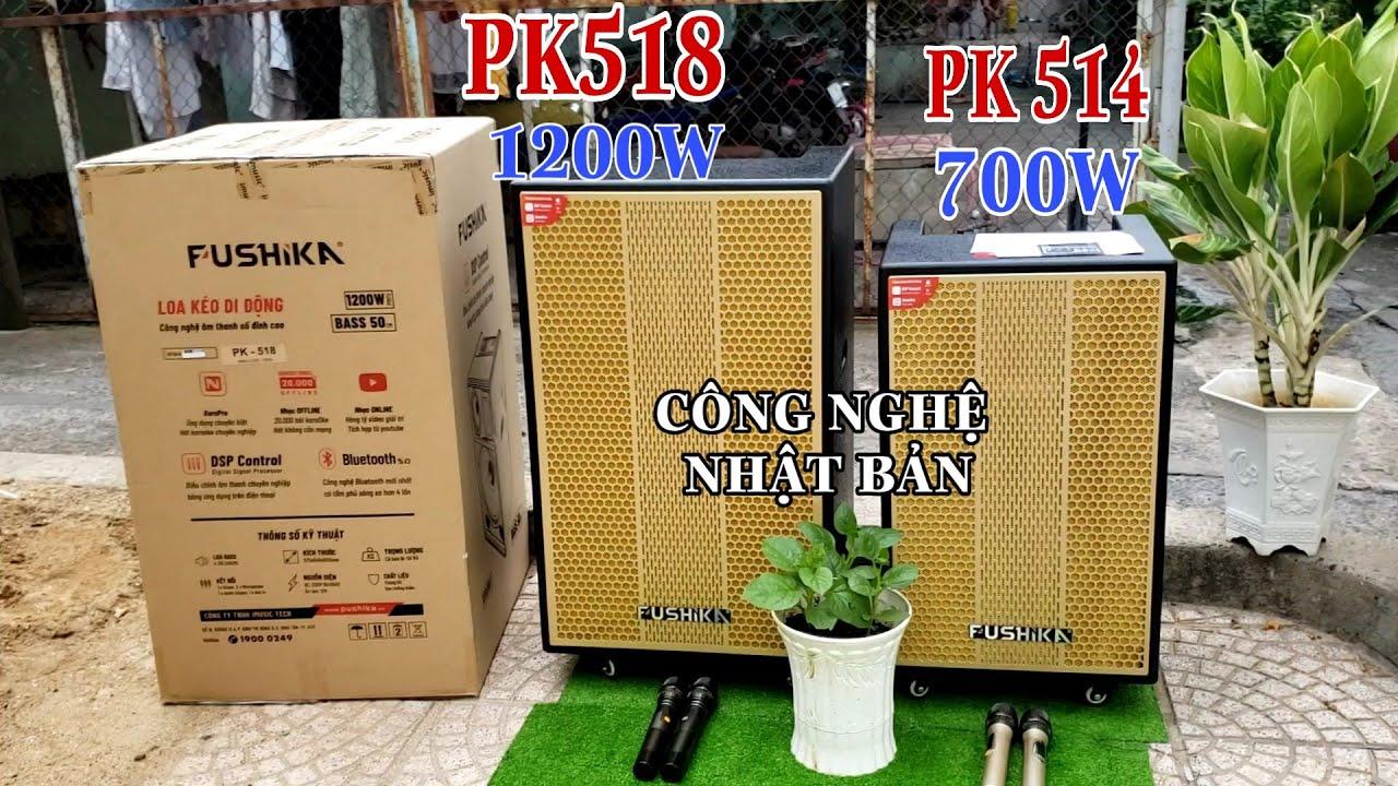 Fushika Pk 518 x pk 514 .Công nghệ Nhật Bản. Bán Chạy Nhất Hiện Nay . Lh0965885716