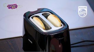 Тостер Philips HD2581: рецепт мексиканской закуски