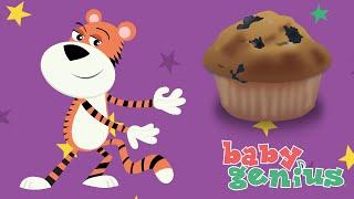 Muffin Man | Favorite Children's Nursery Rhymes | Baby Genius