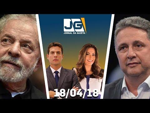 Jornal da Gazeta - 18/04/2018