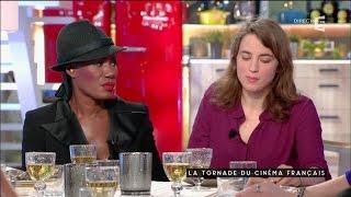 Adèle Haenel, tornade du cinéma français - C à vous - 15/03/2016