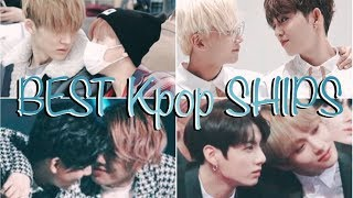 My TOP 10 - BEST KPOP MALE SHIPS !