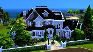 The Sims 4 || Speed Build || Fernbank Rise