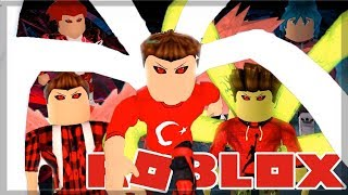 STREET FIGHTING HAS BEGUN in ROBLOX/Roblox Ro Ghoul/Roblox Turkish