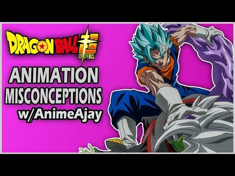 Dragon Ball Super Animation Misconceptions