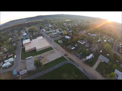 Ten sleep | Wyoming | Drone | 10/8/16