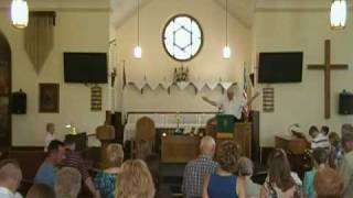Paulding UMC June 21: Hymn and Benediction