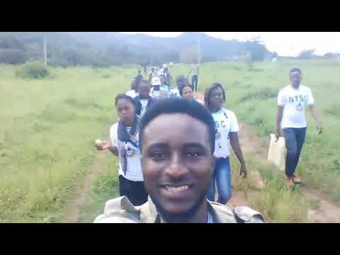 The Journey: A tale about Farin Ruwa Waterfall