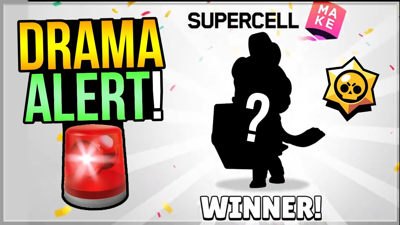 CONTROVERSY Over New Supercell Make Skin Winner?!