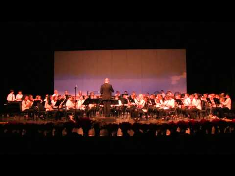Wauconda Middle School - 6th Grade Band Winter Concert (Part 2)