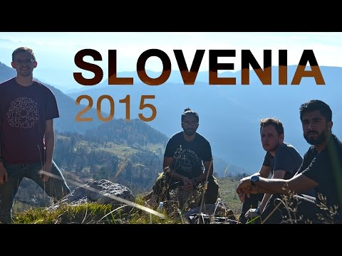 A TOUR OF SLOVENIA - by Dave Walker