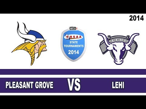 5A Pleasant Grove vs Lehi 2014 Utah State Volleyball Tournament Championship Game