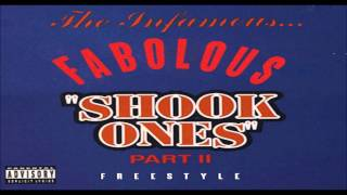 Fabolous - Shook Ones Pt. 2 (Mobb Deep Remix) 2015