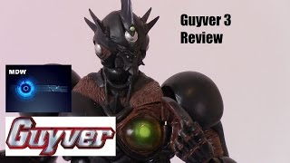 MDW Max Factory Guyver 3 Review