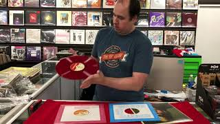 Record Store Day 2018 RSD David Bowie - Self Titled Mono/Stereo Unboxing