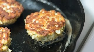 How To Make Adam's Maryland-style Crab Cakes | Inspired Taste Recipe Short