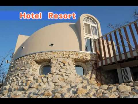 Styrofoam Dome expanded polystyrene made dome house - youtube