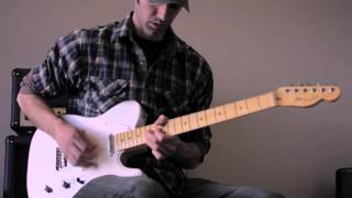 American Standard Telecaster- Rockin