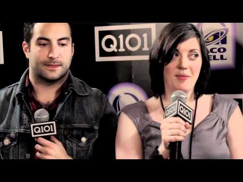 Electra Interviews Bayside at Jamboree