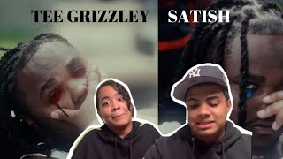 """Tee Grizzley- """"Satish"""" [Official Video] - REACTION!!!!"""