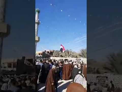 تشيع الشهيد حامد عبد الهرموشي الشبلاوي