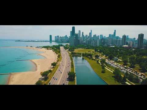 Above Chicago | 4K | Mavic Pro