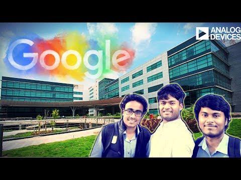 Google campus in bangalore!! india