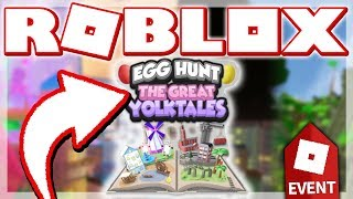 THE EGG HUNT 2018 EVENT IS FINALLY RELEASED!! *How To Get All Eggs!* (Roblox)