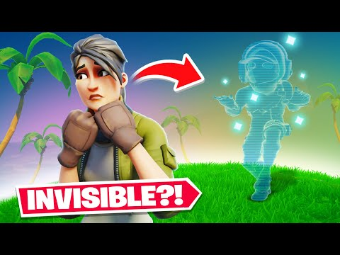 I BECAME INVISIBLE (not clickbait)