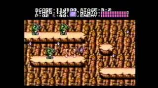 Ninja Gaiden 12:36 Speed run.
