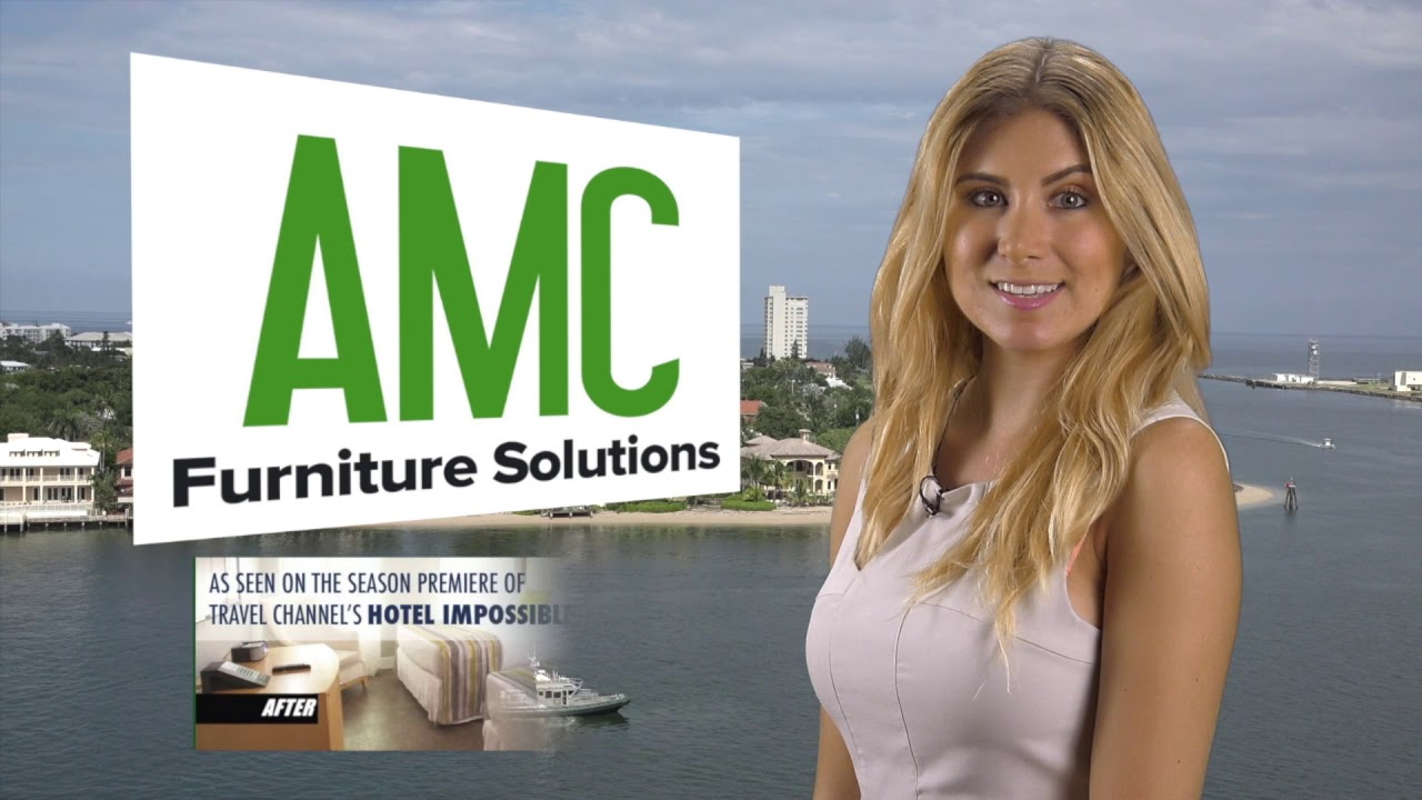 AMC Furniture Solutions: About Us   English