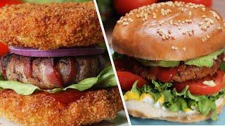 5 Burger Recipes Too Good To Be True • Tasty Recipes