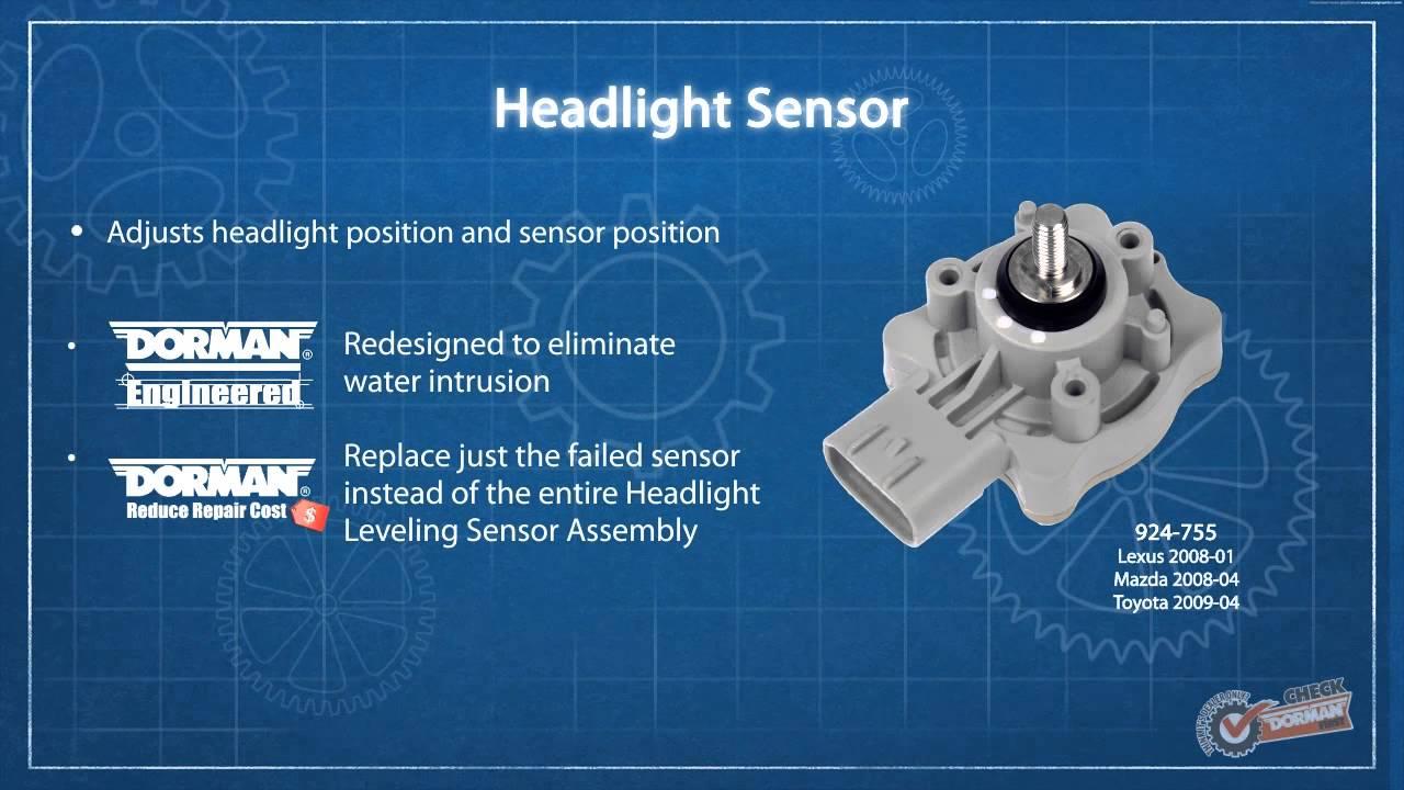 lexus afs sensor