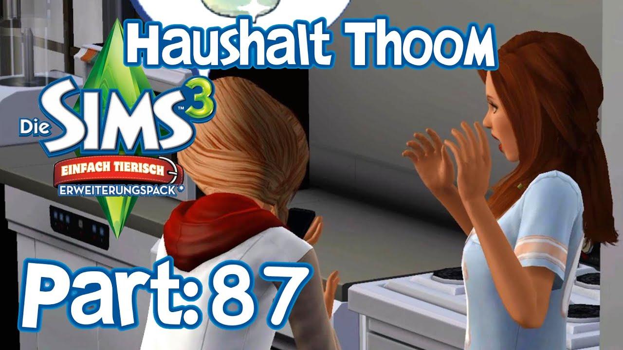let s play die sims 3 haushalt thoom part 87 das ding. Black Bedroom Furniture Sets. Home Design Ideas