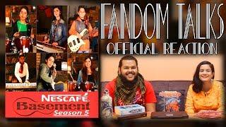 Fandom Talks: Indians React To Pyar Diyan Gallan | Pakistani All Kids Band NESCAFÉ Basement Season 5