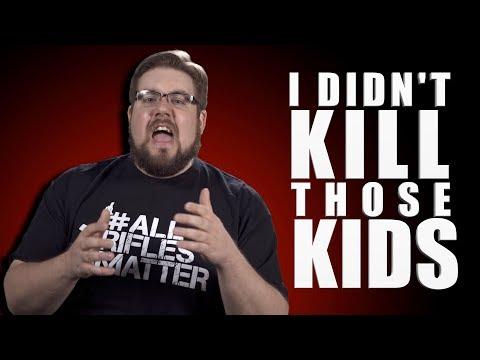 I Didn't Kill Those Kids. --- THE FIGHT: DAY 7