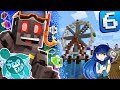 Minecraft The Deep End SMP Episode 6: Funneh Llamas