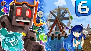 Minecraft The Deep End SMP Episode 6: Funneh Llamas