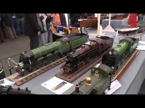 The London Model Engineering Exhibition 2015
