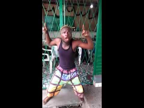 Leader Pomba met le feu sur RaissaKotisa de Poison Mobutu