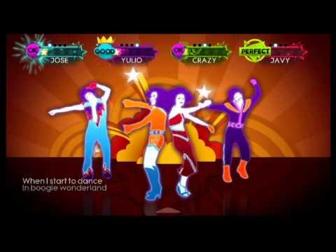Just Dance 3 Wii Gameplay - Groove Century: Boogie Wonderland