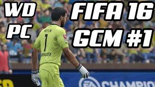 FIFA 16 GOALKEEPER CAREER MODE EPISODE 1 - LET