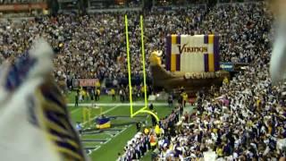 Vikings Pre-Game